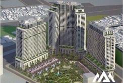 Suất ngoại giao chung cư IA20 KĐT Nam Thăng Long 92m2 chỉ 18.5tr/m2