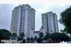 Bán chung cư khu đô thị Nam Thăng Long - Ciputra Hanoi International City, phường Phú Thượng, Tây Hồ, Hà Nội.
