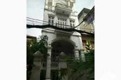 Bán nhà 4T, DT đất 110m2,Kiến trúc kiểu Pháp tại Ngõ 27 Hoàng Như Tiếp,Long Biên, Hà Nội