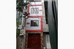 Bán nhà 3,5 tầng x 35m2, H.Tây Nam Ngõ 25 Tổ dân phốThống Nhất, Dương Nội,Hà Đông,Hà Nội
