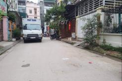 Bán nhà 4 tầng x 76m2, Đông Bắc, Khu đô thị Mễ Trì Thượng, Nam Từ Liêm, Hà Nội (KDVP tốt)